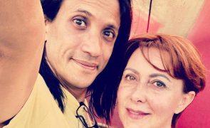 Marido de Maria João Abreu vai à televisão pela primeira vez após morte da atriz