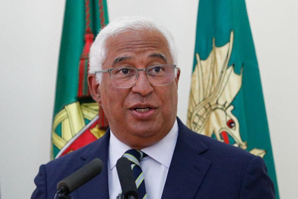 Covid-19: Fundamental conter situação em Lisboa para Portugal não cair no 'vermelho' -- PM (C/ÁUDIO)