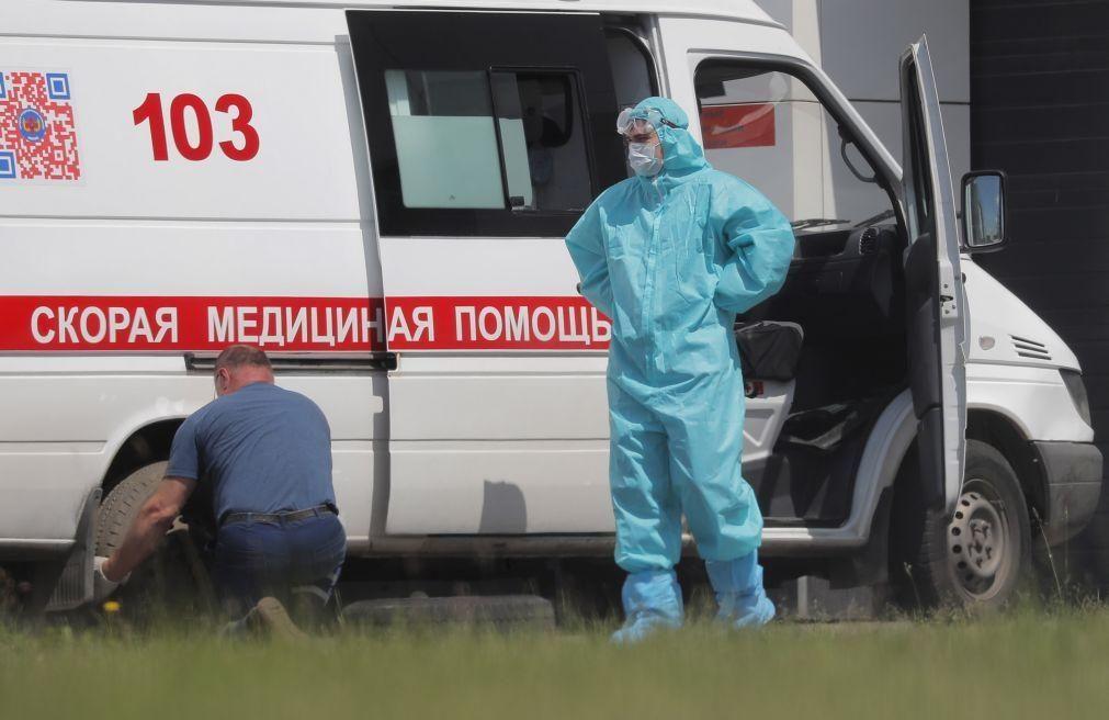 Covid-19: Variante Delta representa quase 90% dos novos casos em Moscovo