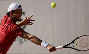 Wimbledon: João Sousa no quadro principal do Grand Slam britânico