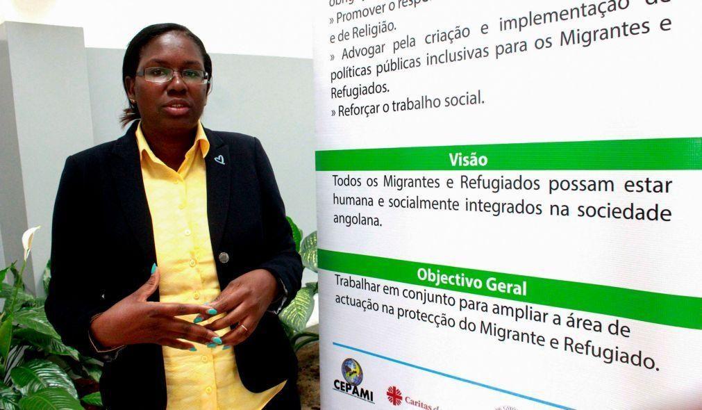 Angola tem mais de 50.000 refugiados e Governo admite falhas em sistema de registo