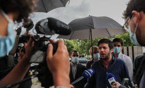 CML/Rússia: Líder do CDS-PP pede a Medina que deixe