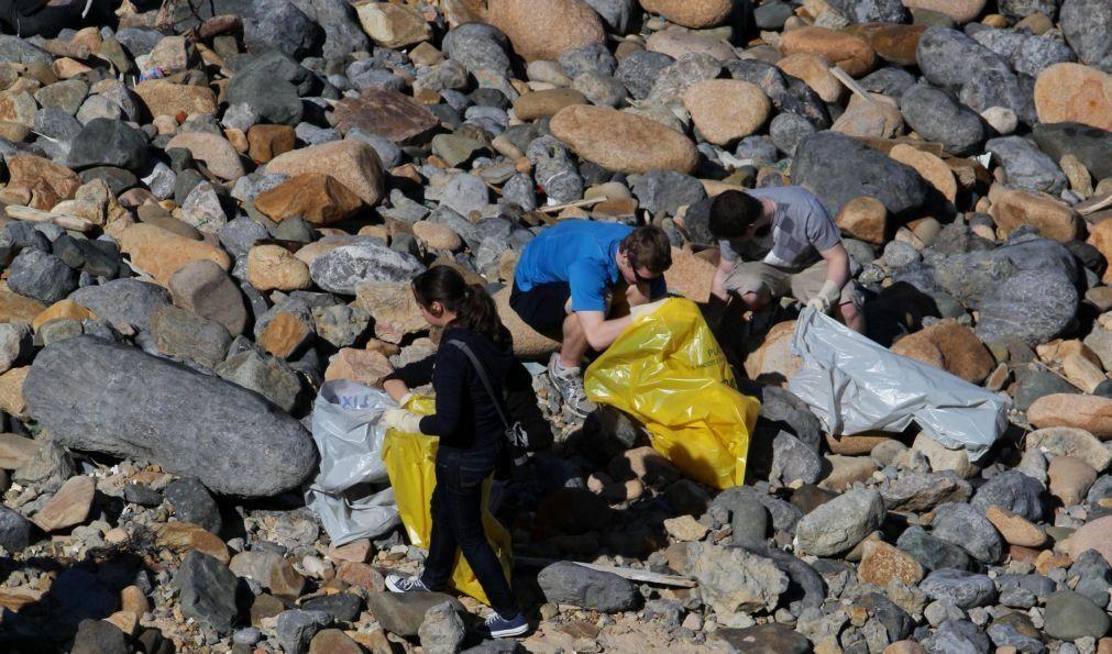 Campanha de limpeza de praias percorre quase mil quilómetros até 24 de julho
