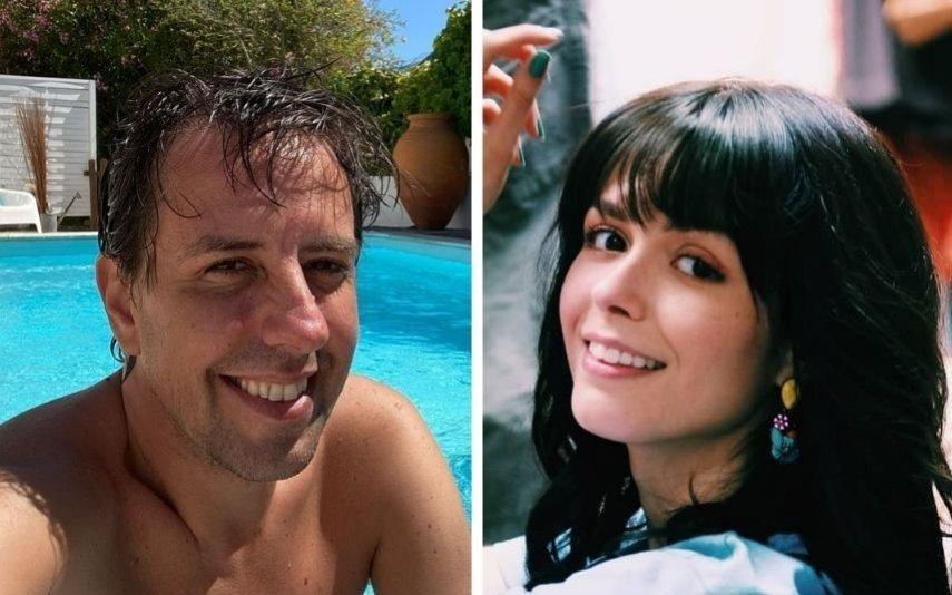 Manuel Marques Não nega namoro com Beatriz Barosa, mas diz que nunca traiu a ex-mulher