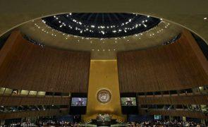 Assembleia Geral da ONU condena golpe militar em Myanmar e pede embargo de armas