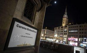 Covid-19: Incidência semanal na Alemanha abaixo de 10 infeções pela 1.ª vez desde setembro