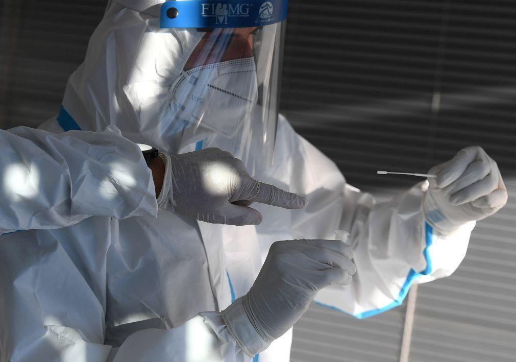 Covid-19: Federação dos Médicos denuncia apatia do Governo no combate à pandemia