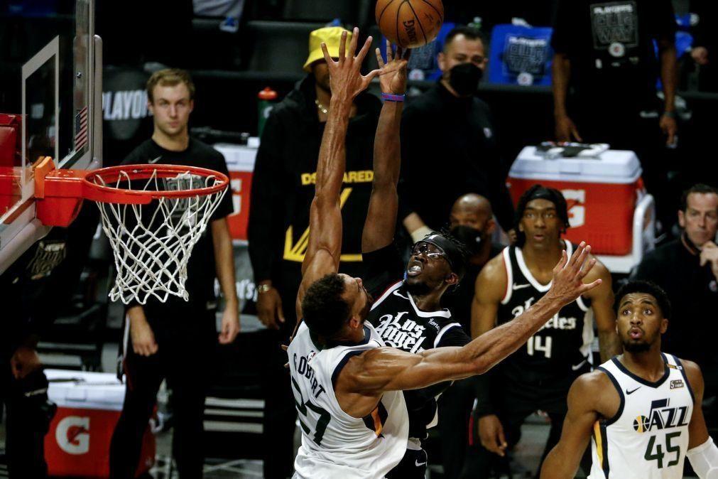 Clippers batem Jazz e disputam com os Suns o acesso à final da NBA