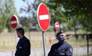 GNR efetua 300 detenções em flagrante delito na última semana