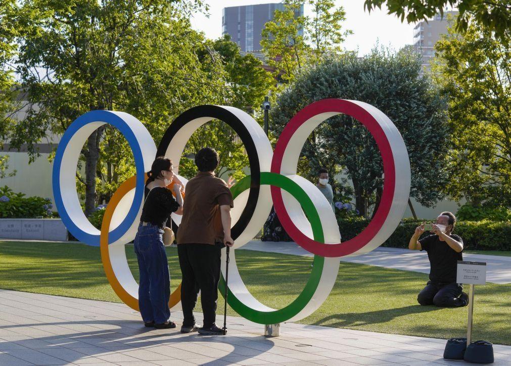 Tóquio2020: Governo da capital suprime 'fan zones' devido à pandemia de covid-19