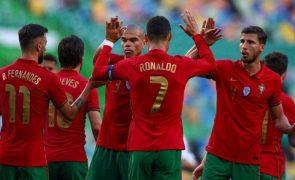 Euro 2020 O torneio só agora começou... mas Portugal já ganhou um campeonato