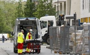Governo já disponibilizou apoio à família de vítima de acidente em Antuérpia