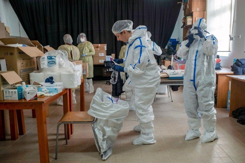 Covid-19: Açores com 40 novos casos em São Miguel e dois no Faial