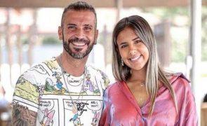 Bruno Savate e Joana Albuquerque Reconciliação à vista: Ex-concorrentes do