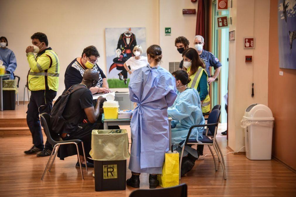 Covid-19: Itália contabiliza hoje mais 28 mortes e mais 1.197 infeções