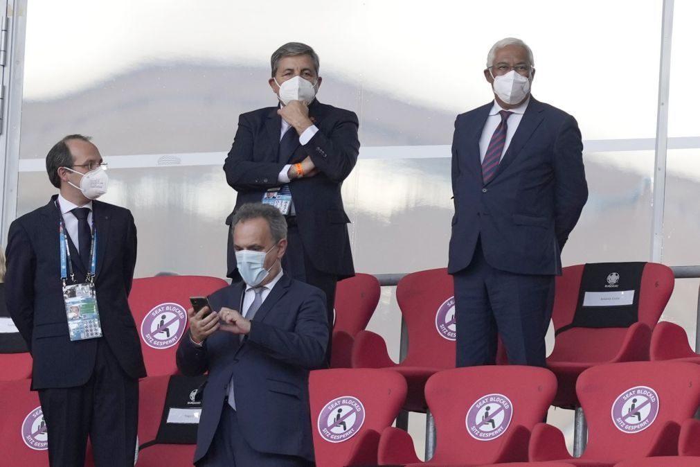 Euro2020: Costa diz que é nos