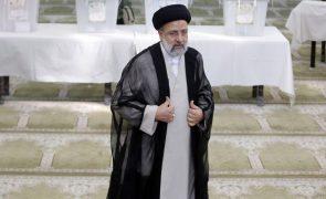 Presidente eleito do Irão promete governo