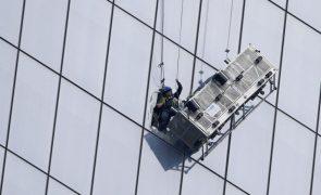 Comissão Europeia quer reduzir a zero número de acidentes de trabalho na UE