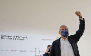 PS/Congresso: António Costa reeleito secretário-geral com 94% dos votos - resultados provisórios