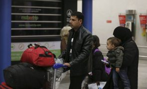 Portugal recebeu quase três mil refugiados nos últimos anos