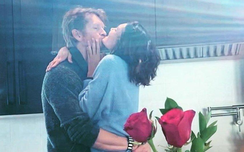 Daniela Ruah faz divertida declaração de amor ao marido: