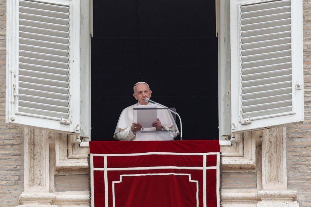 Papa apela ao acolhimento dos refugiados
