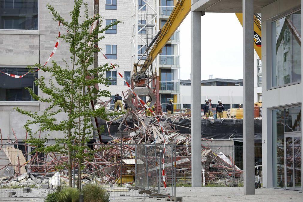 Governo confirma quatro mortos com nacionalidade portuguesa no acidente em Antuérpia