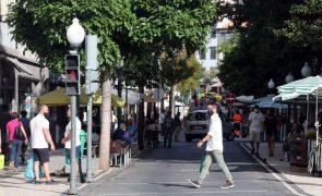 Covid-19: Madeira regista quatro novos casos e nove recuperações
