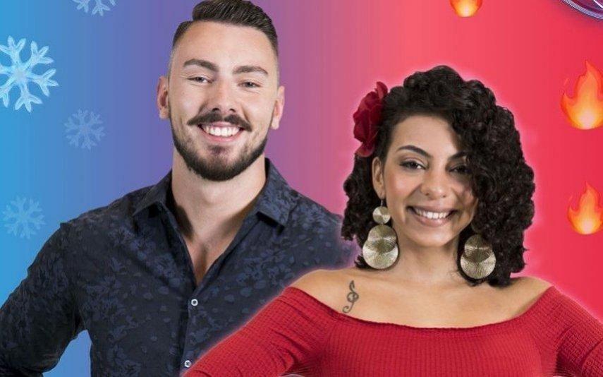 Jéssica Fernandes manda especial mensagem a Renato Ribeiro