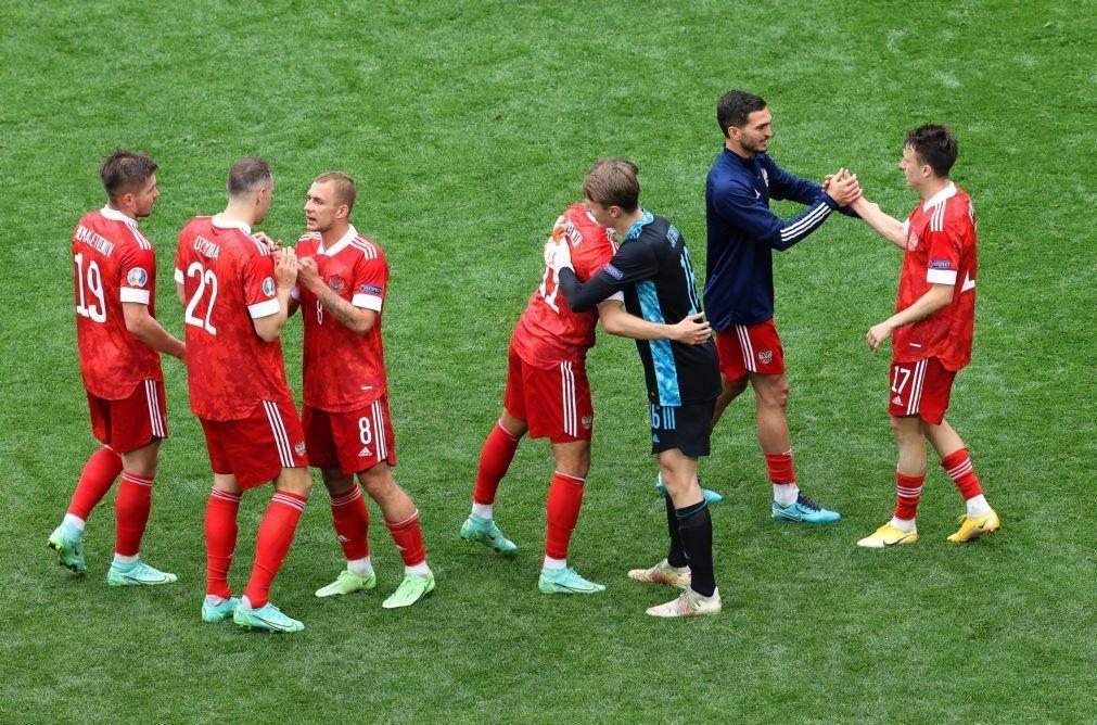 Euro2020: Grupos B e C fecham apuramento para os oitavos de final