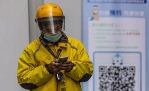 Covid-19: Província chinesa de Guangdong com um caso local