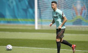 Euro2020: França é a seleção que Ronaldo mais vezes defrontou sem marcar