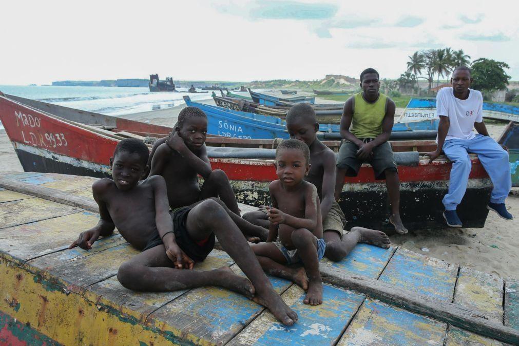 Angola registou na última semana mais de mil casos de violência contra crianças