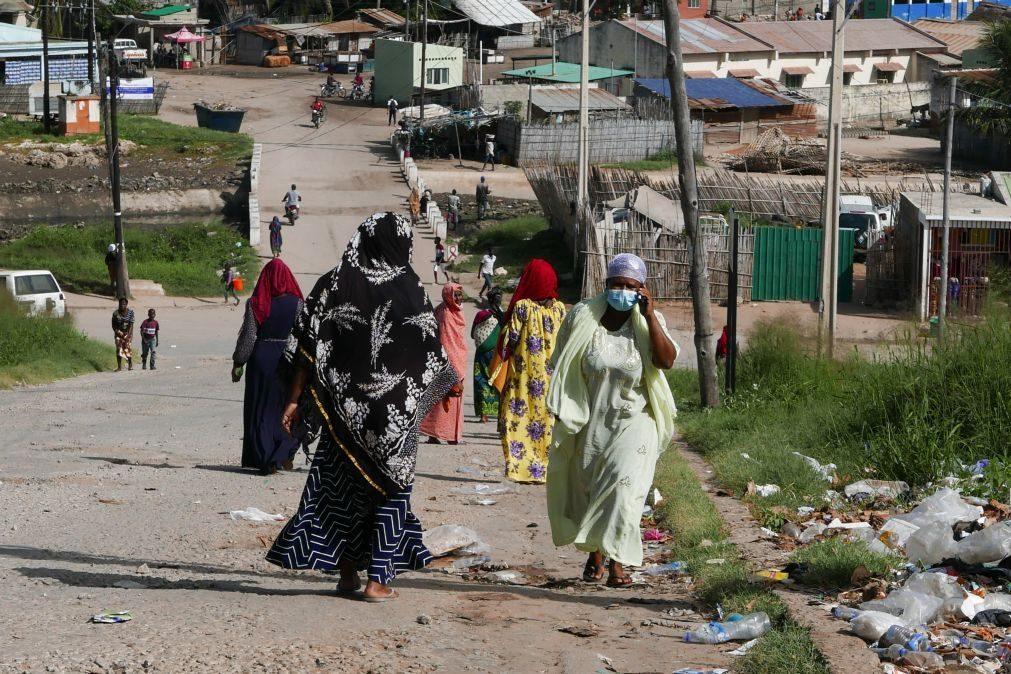 Moçambique/Ataques: Deslocados e ONU relatam violência, Governo dá situação como controlada