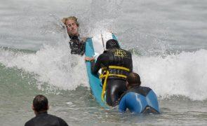 UTAD integra projeto INCLUSEA europeu para promover o surf adaptado