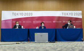 Tóquio2020: Até 10 mil espectadores japoneses permitidos nas bancadas