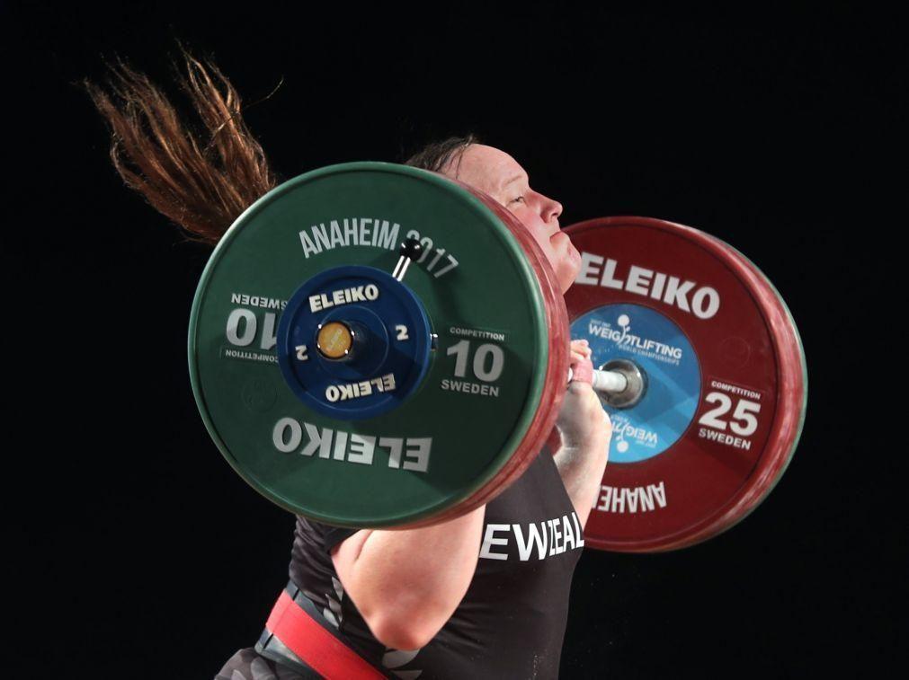 Tóquio2020: Halterofilista Laurel Hubbard primeira mulher trans nos Jogos Olímpicos