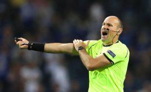 Euro2020: Árbitro espanhol Mateu Lahoz vai dirigir Portugal-França