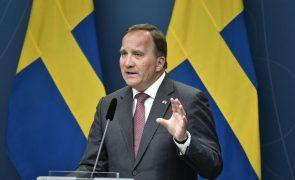 Primeiro-ministro da Suécia derrubado no Parlamento