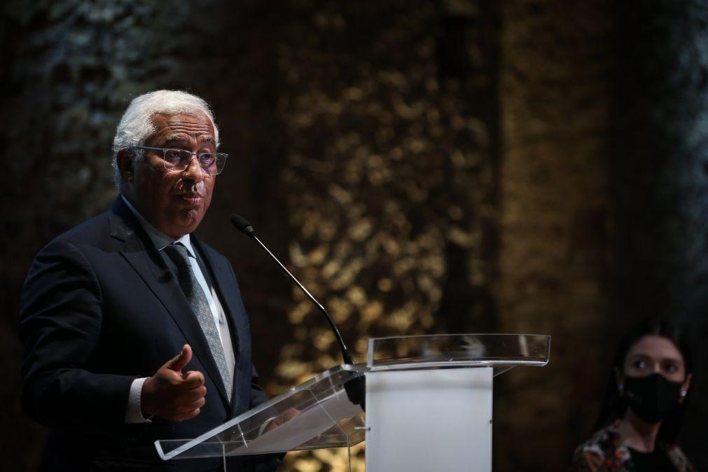 PRR: Costa quer acelerar metas no número de graduados e de formações superiores