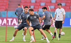 Euro2020: Goretzka pronto para jogar e à mercê de