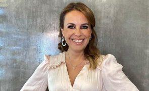 Tânia Ribas de Oliveira falha programa da RTP1 e justifica ausência