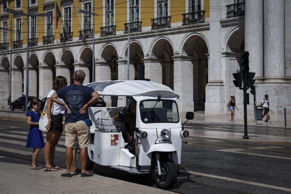 Covid-19: Governo apoiou animação turística e eventos com 320 ME