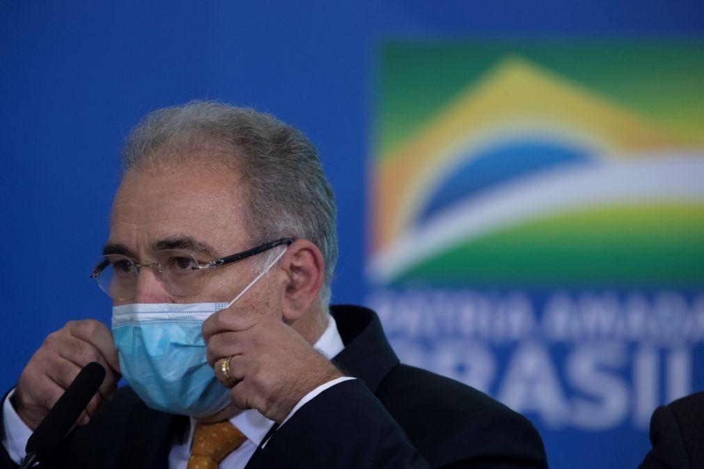 Covid-19: Brasil espera vacinar todos os adultos com uma dose até setembro