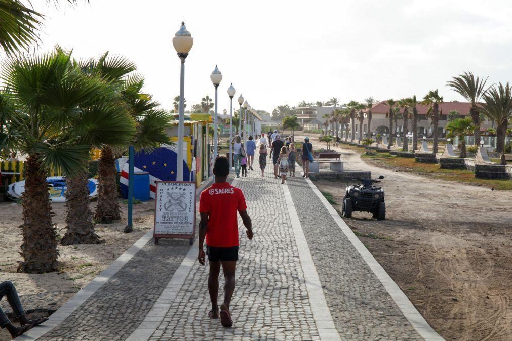 Covid-19: Taxa de incidência acumulada em Cabo Verde cai para 159 por 100.000 habitantes