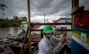 Covid-19: Brasil entre os países que receberão doses de vacinas doadas pelos EUA