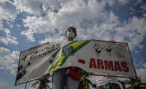Covid-19: Brasil com mais 761 mortes e 38.903 novos casos em 24 horas