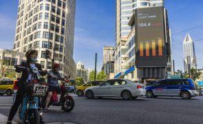 Bolsa de Xangai abriu a subir 0,3%