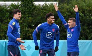 Euro2020: Inglaterra e República Checa lutam pelo primeiro lugar