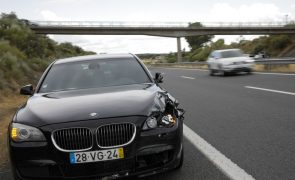 Dono do BMW do acidente de Eduardo Cabrita na A6 exige devolução da viatura
